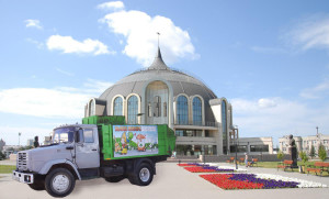 Экология Тула, вывоз мусора