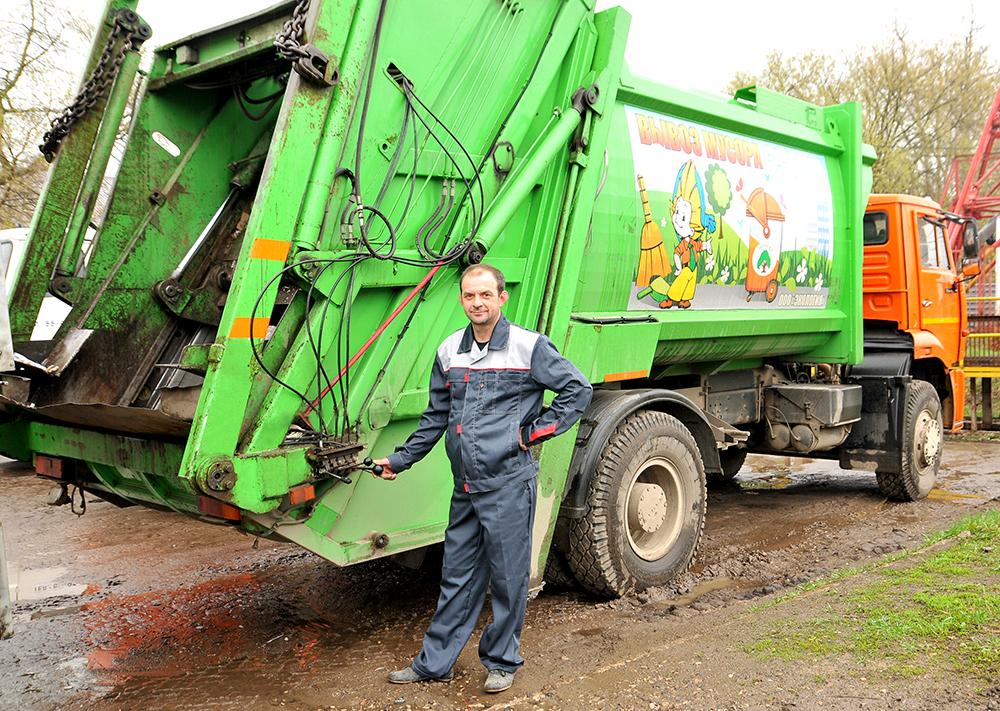 Вывоз мусора в Туле, заключение договоров, вывоз строительного мусора, ТКО и ТБО